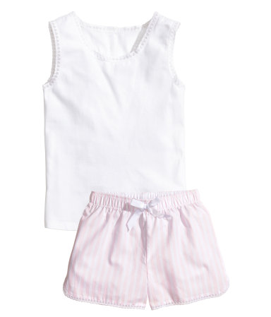 Пижамы и ночные рубашки