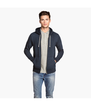 Куртка с капюшоном (Темно-серый)