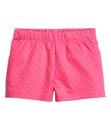 Спортивные шорты (Розовый)