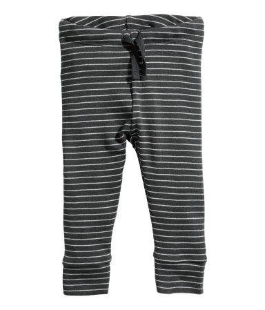 Трикотажные брюки (Темно-серый)
