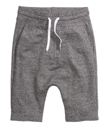 Спортивные шорты (Темно-серый)