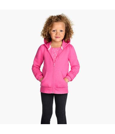 Куртка с капюшоном (Розовый)
