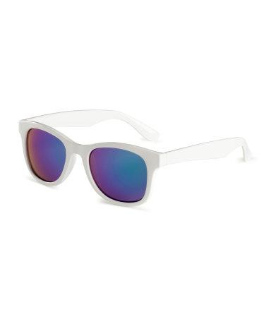 Солнцезащитные очки (Белый)