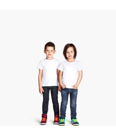 2 футболки (Белый)