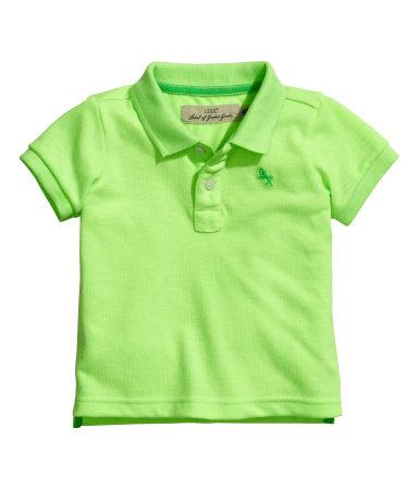Тенниска (Неоновый зеленый)