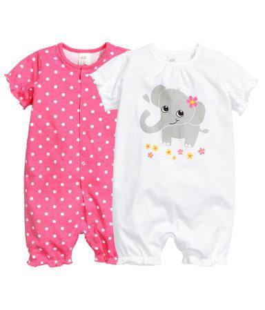2 пижамы (Вишневый)