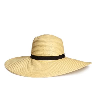 Соломенная шляпа (Натуральный)