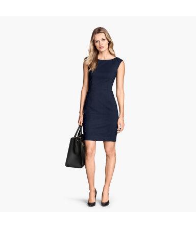 Облегающее платье (Светло-бежевый)