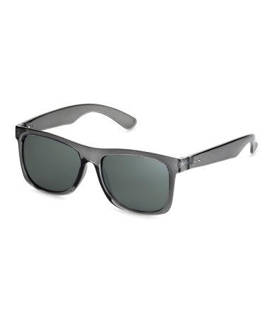 Солнцезащитные очки (Темно-серый)