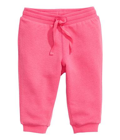 Байковые брюки (Розовый)