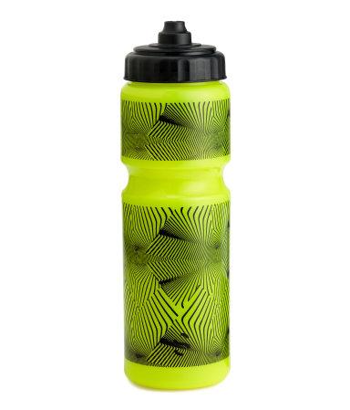 Бутылка для воды (Неоновый зеленый)