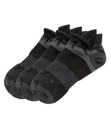 3 пары спортивных носков (Черный)