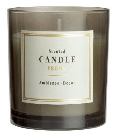 Ароматическая свеча (Черный дуб)