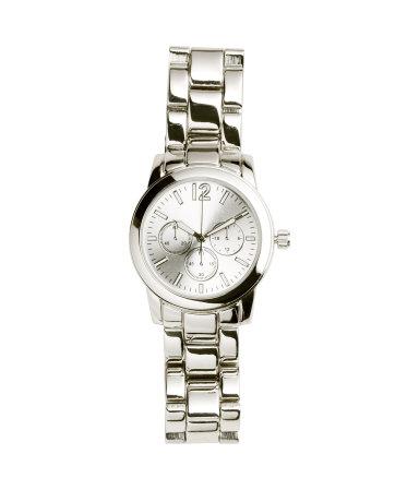 Наручные часы (Серебряный)
