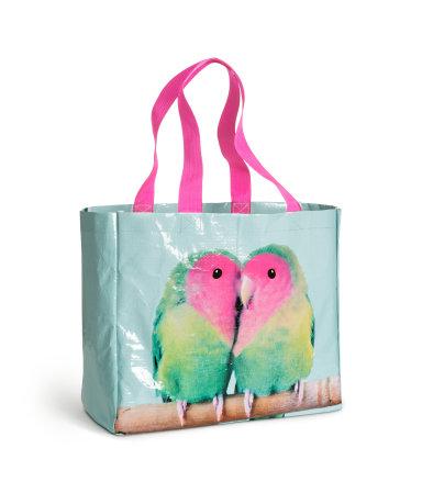 Пляжная сумка (Бирюзовый)