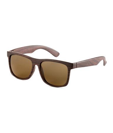 Солнцезащитные очки (Темно-бежевый)