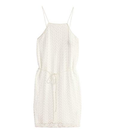 Платье (Натуральный белый)