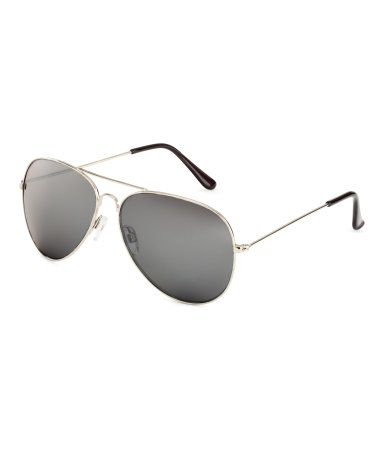 Солнцезащитные очки (Серебристый)