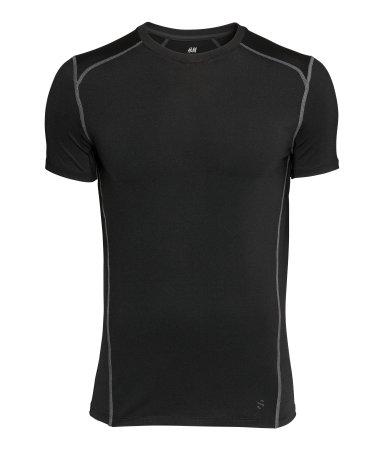 Тренировочный топ (Черный)