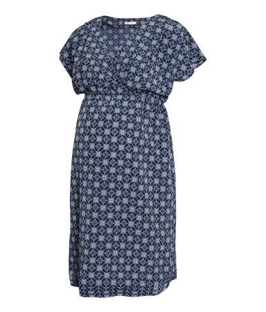 MAMA Платье (Темно-синий)