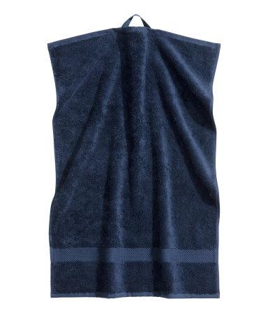 Полотенце (Темно-синий)
