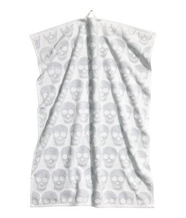 Полотенце (Светло-серый)