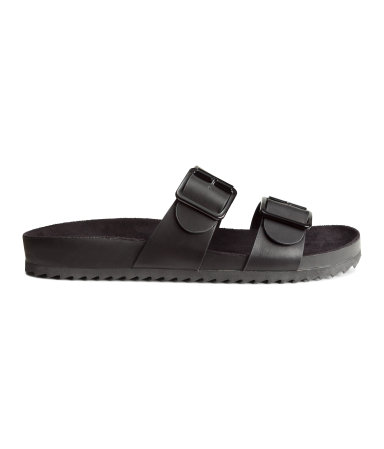 Тапки (Черный)