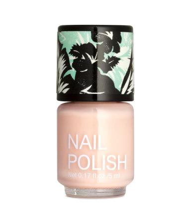 Лак для ногтей (Светло-розовый/Warm Sand)