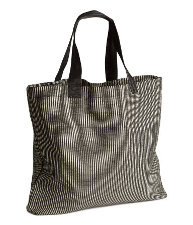 Пляжная сумка (Черный)