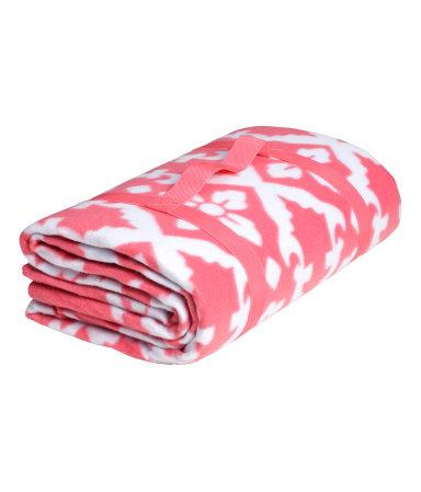 Подстилка для пикника (Розовый)