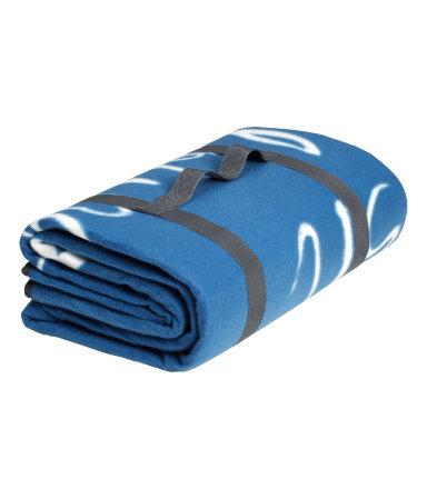 Подстилка для пикника (Синий)