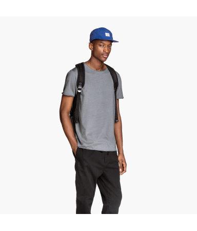 Х/б футболка (Серый)