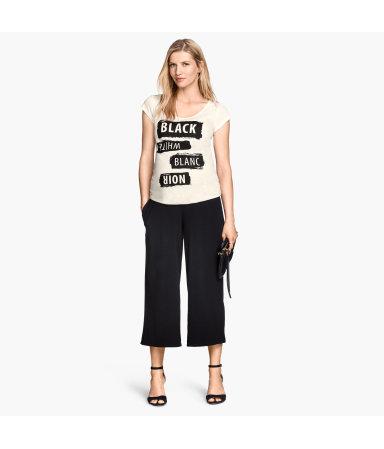 МАМА Широкие брюки (Не указан)