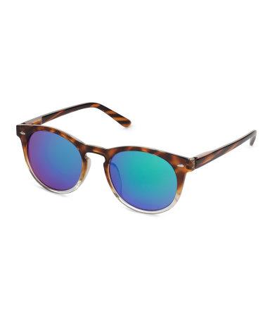 Солнцезащитные очки (Черепаха)