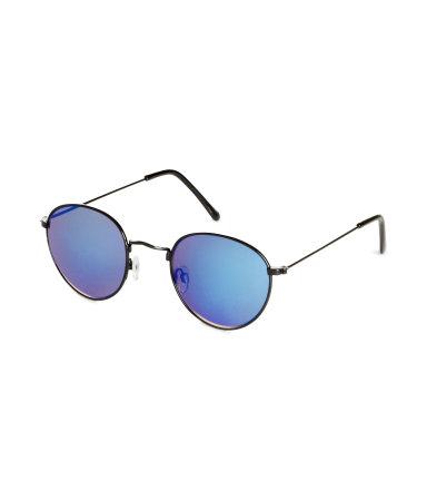Солнцезащитные очки (Синий)