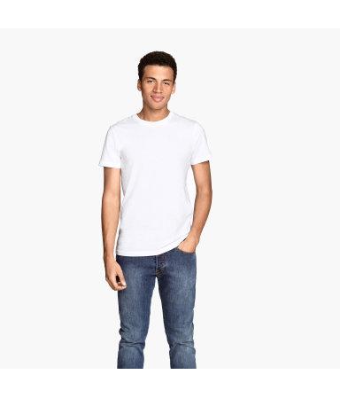 Базовая футболка (Белый)