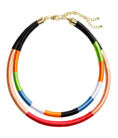 2 колье (Разноцветный)