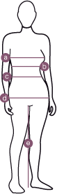 Размеры женской одежды HM