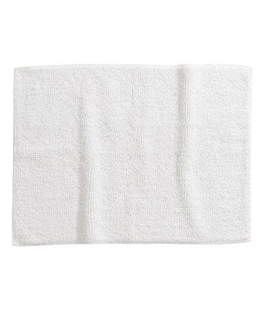 Коврик для ванной (Белый)