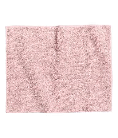 Коврик для ванной (Светло-розовый)
