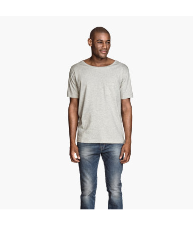 Базовая футболка (Серый)