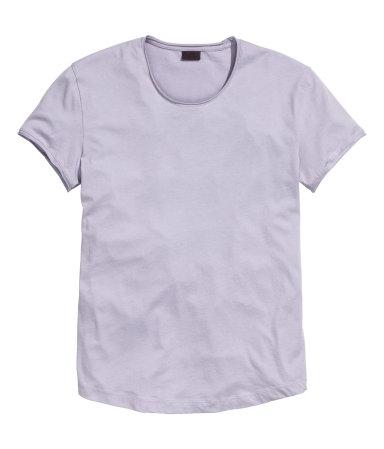 Х/б футболка (Вересковый)