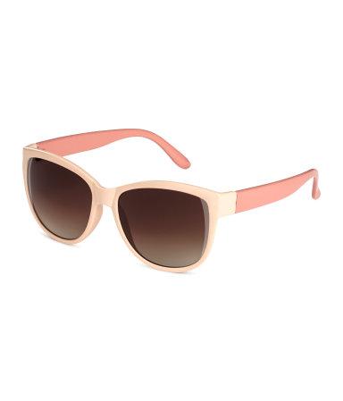 Солнцезащитные очки (Розовая пудра)