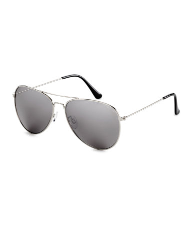 Солнцезащитные очки (Серебряный)