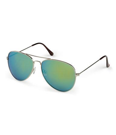 Солнцезащитные очки (Зеленый)