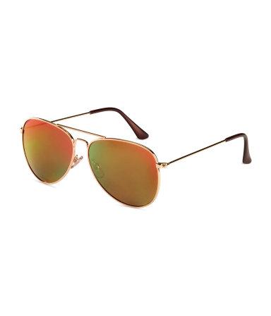 Солнцезащитные очки (Оранжевый)