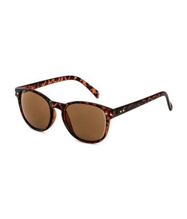 Солнцезащитные очки (Темно-коричневый)