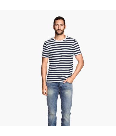 Базовая футболка (Синий)