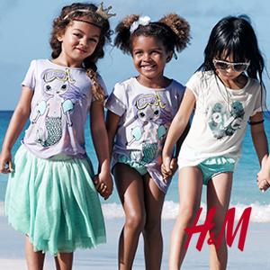 Детская одежда HM